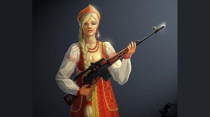 Unsere Liebe zu Russland ist stärker als jeder Hass