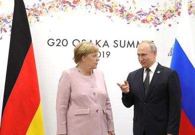 Die BRD – ihre Stellung in Europa und ihr Verhältnis zu Russland