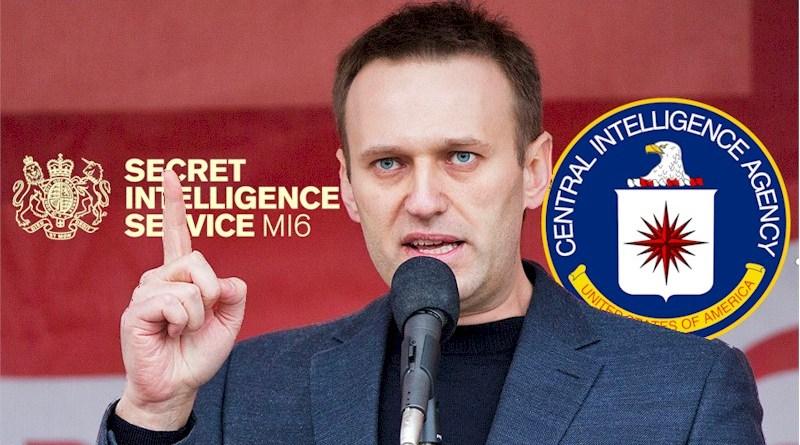Navalny's Spuren zur CIA