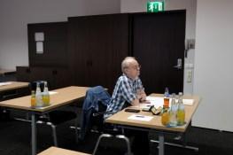 Delegierte und Gäste: Bernd Raths (Hessen)