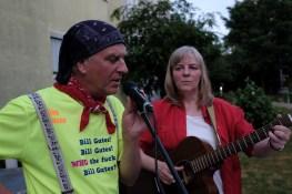 Guy Dawson und Sonja Gottlieb