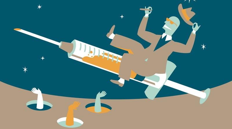 Eine hohe Marge bei Impfstoffen genügt nicht, um eine Pandemie zu meistern