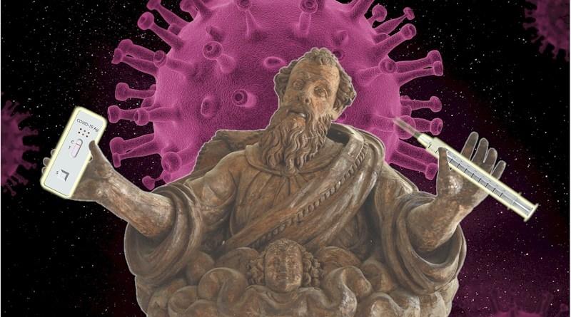 Die Pandemie-Priester