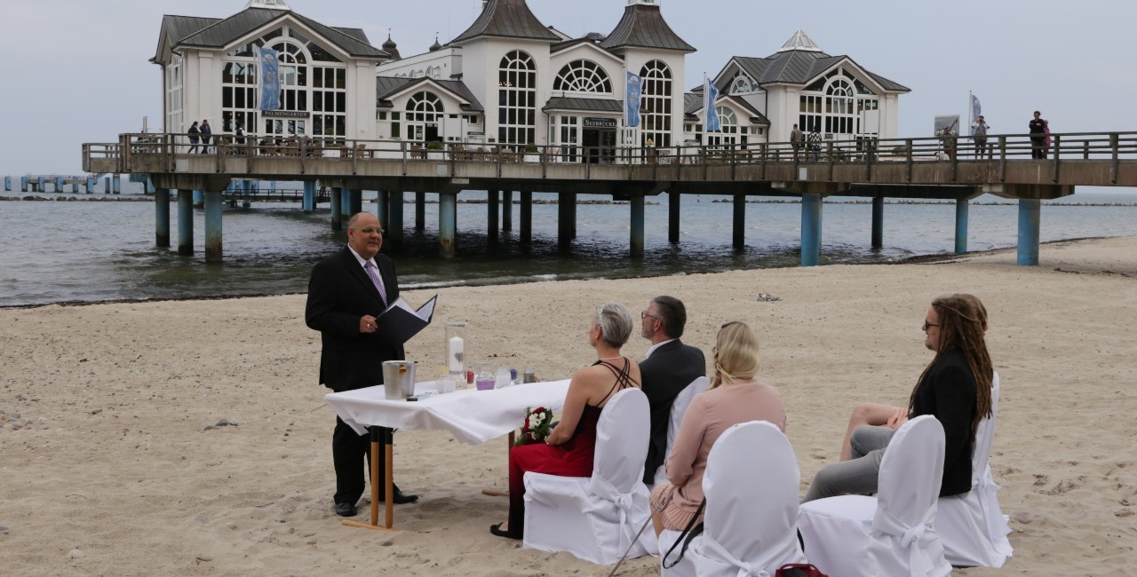 Heiraten Auf Rugen Ostsee Magazin