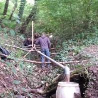 ÖP - Widder - Speicher, Zuleitung, Treibwasserspeicher