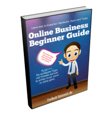 Online Business Beginner Guide