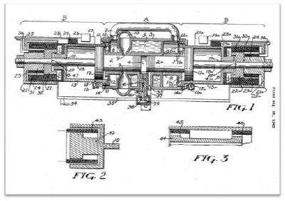 1943 Pontus Ostenberg, USA