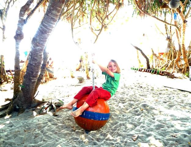 Kindererziehung auf Langzeitreisen