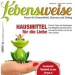 Lebensweise Magazin Juli 2016 Titelblatt
