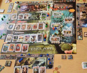 Enclave Spiel