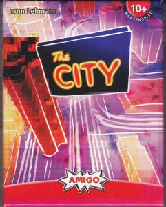 The city kartenspiel amigo