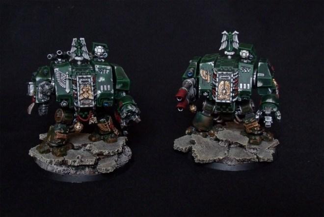 Dark Angels, Cybot, Dreadnought