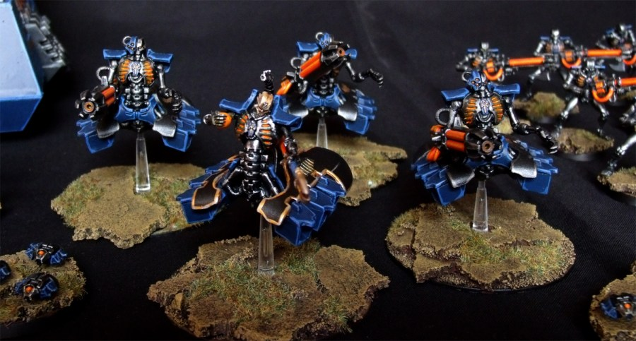Necron Destroyers 40K