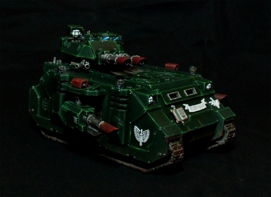 Dark Angels Predator Annihilator