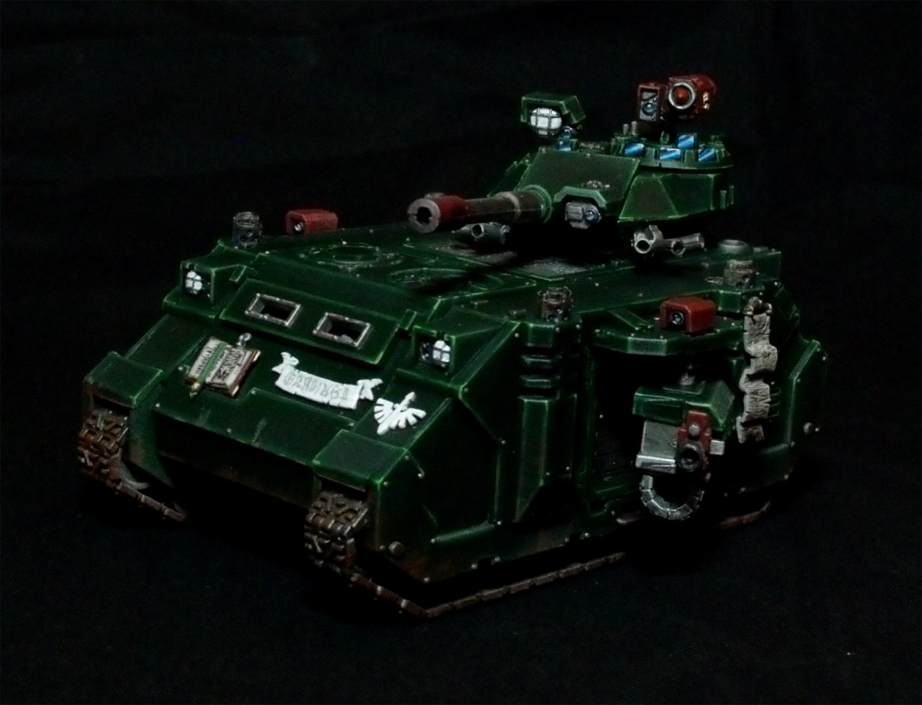 Dark Angels Predator Destructor