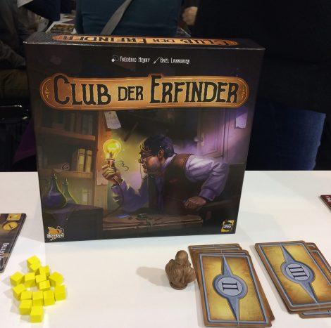 Club der Erfinder Asmodee Spiel