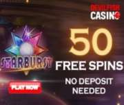 DevilFish Casino free spins