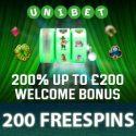 Unibet Casino free spins