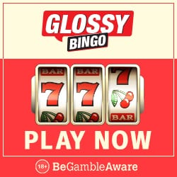 Glossy Bingo Casino 50 free spins on Pollen Party & £400 free bonus