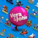 Vera John Casino 200 gratis spins and 300€ free bonus after deposit
