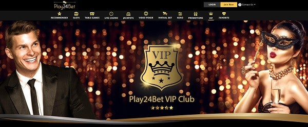 VIP Club Rewards