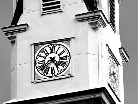 Uhr Schloss Burgk