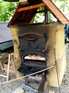 Brot auf dem Mittelalterliches Spectaculum auf Schloß Burgk in Freital Bild 2