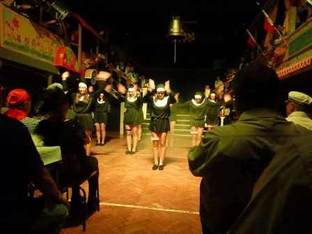 Tanz der Nonnen Fasching in Wurgwitz
