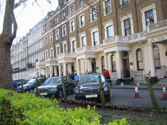Hotéis em Paddington