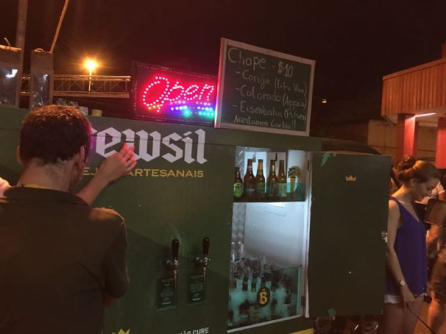 Food Park Carioca Cervejas 01