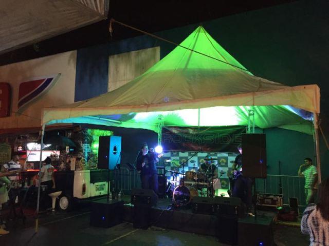 Food Park Carioca Palco