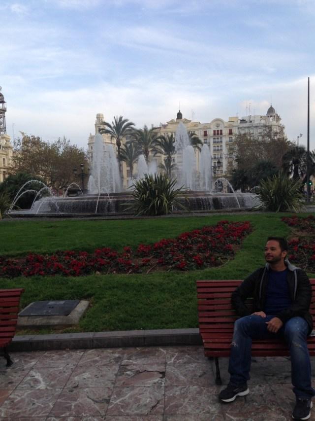 Praça da Câmara Municipal