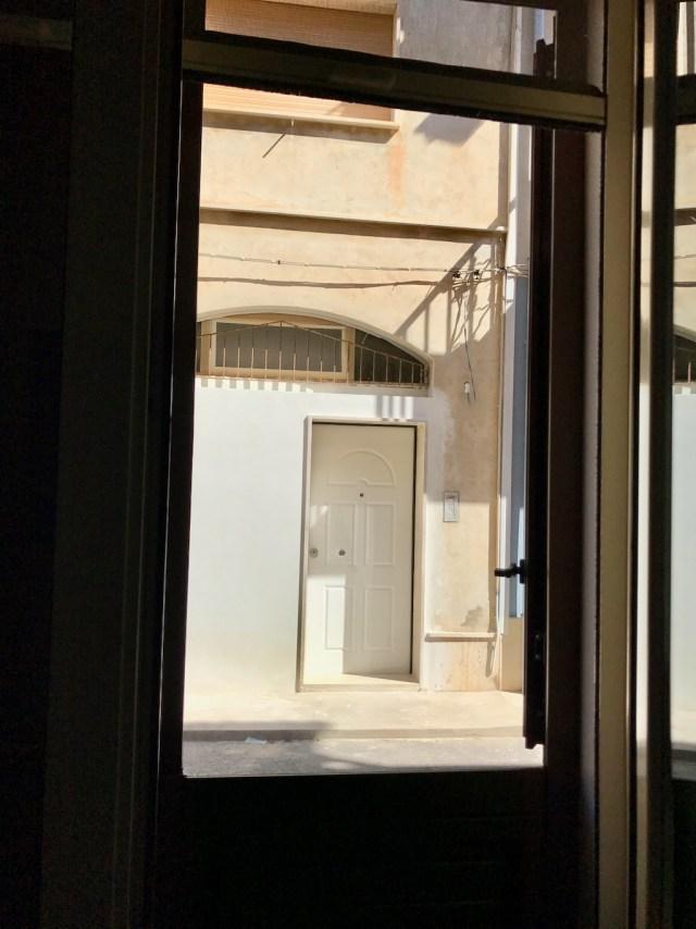 A janela/porta para a rua!