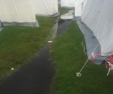 Zeltlager Tag 7 – Die Luft ist raus
