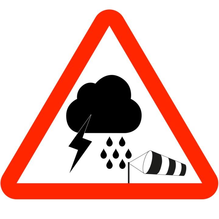Unwetterwarnung