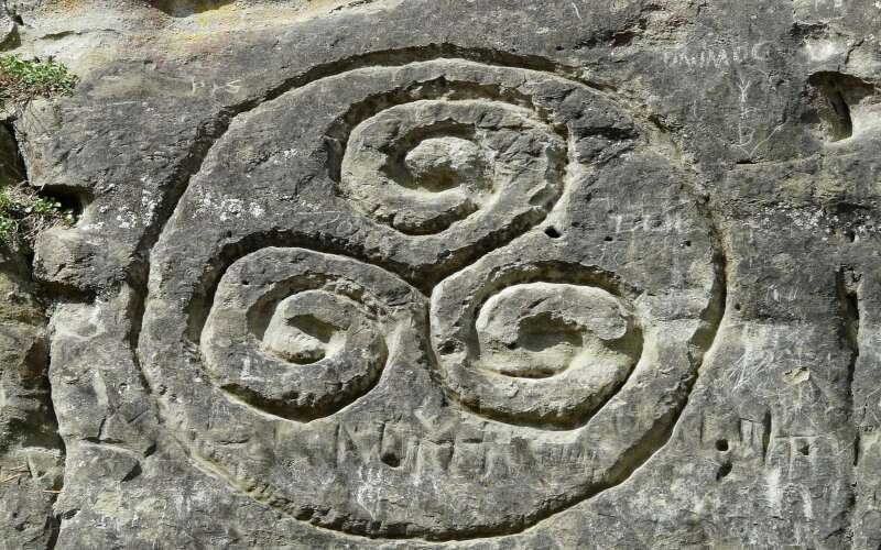keltisches Amulett