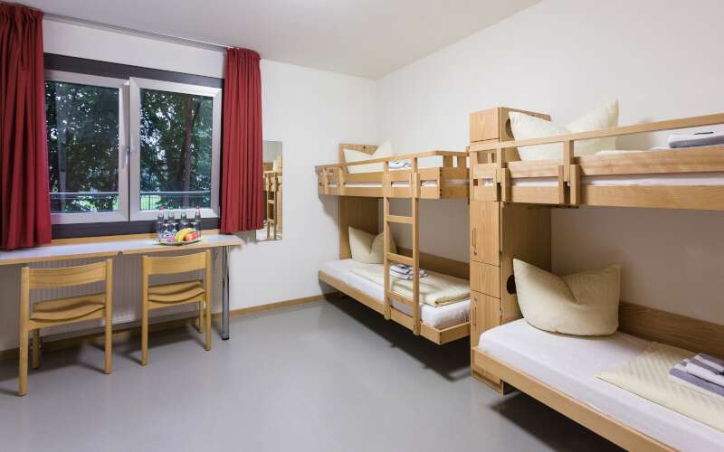 Jugendherberge Heidelberg Zimmer