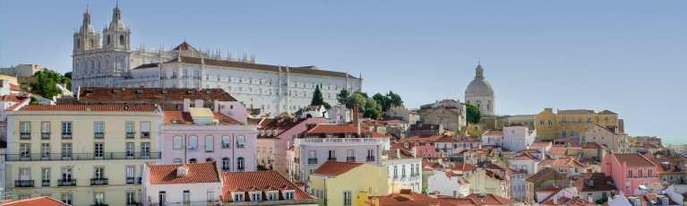 Klassenfahrt Lissabon Alfama