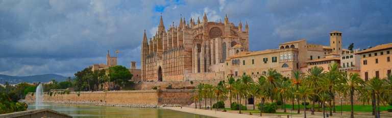 Klassenfahrt Mallorca Kathedrale von Palma