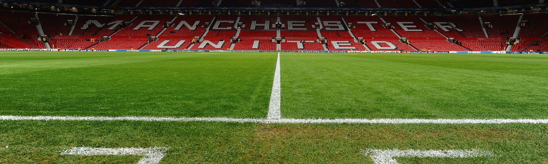 Klassenfahrt Manchester Old Trafford Stadion