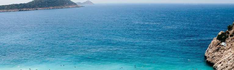 Klassenfahrt Türkische Riviera Antalya Strand