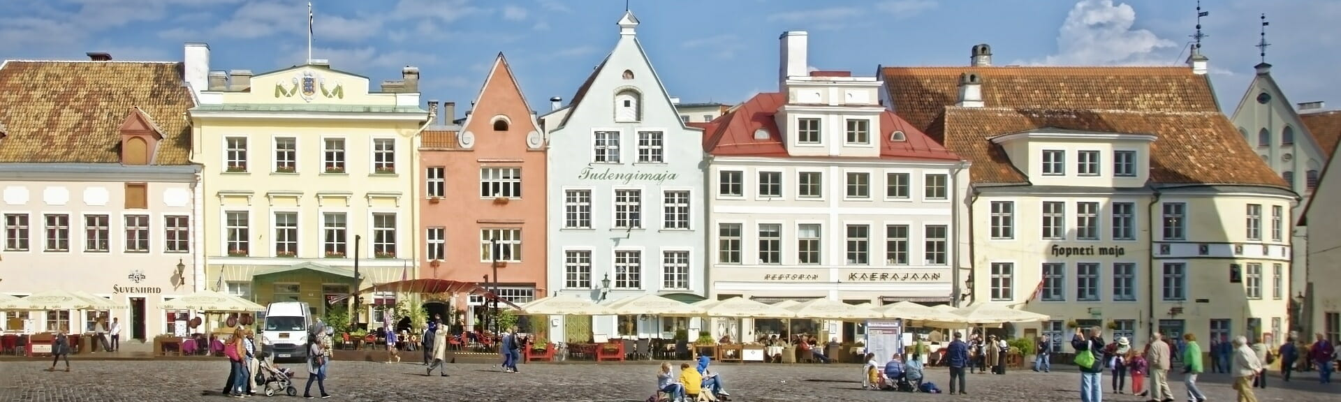 Klassenfahrt Tallinn Platz