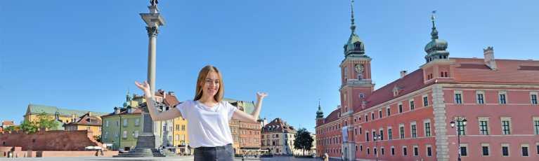 Klassenfahrt Warschau Altstadt