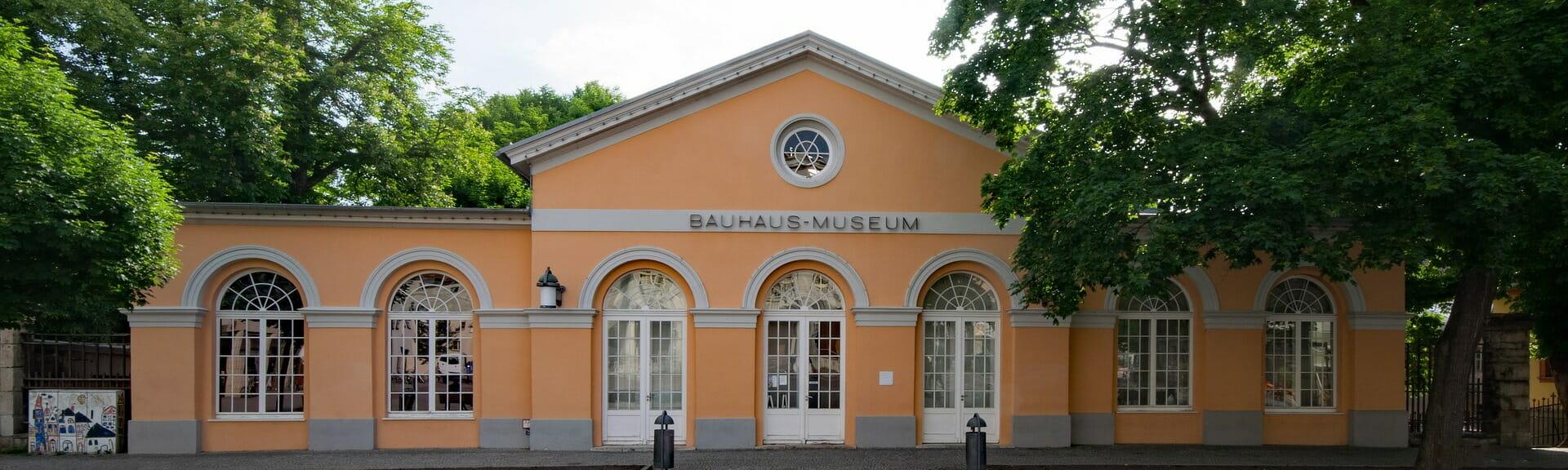 Klassenfahrt Weimar Bauhaus-Museum