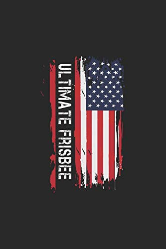 Ultimate Frisbee: Ultimate Frisbee Composition Notebook For Writing Notes, Journals, Diary, Scores, And Memoirs