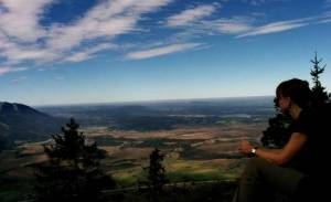 Gipfel Osterfeuerkopf