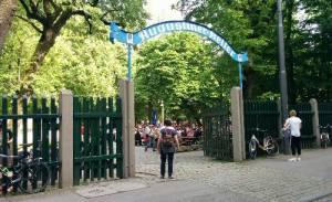 Augustiner Biergarten