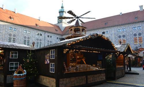 Weihnachtsmarkt Residenz