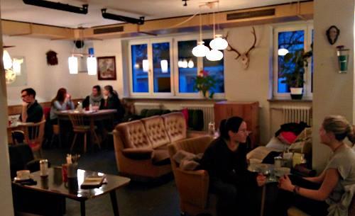 Kult Cafes In Munchen Trachtenvogl