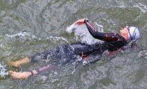 Spartan Race Schwimmen
